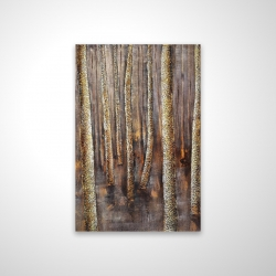 Magnetic 20 x 30 - 3D - The dark forest