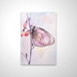 Magnetic 20 x 30 - 3D - Delicate butterfly