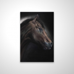 Magnetic 20 x 30 - 3D - Loneliness horse