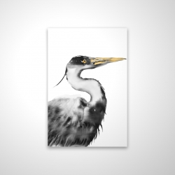 Magnetic 20 x 30 - 3D - Great heron