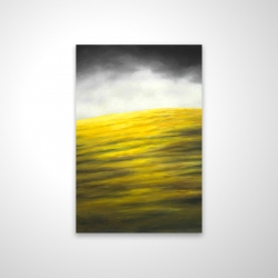 Magnetic 20 x 30 - 3D - Yellow hill