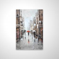 Magnetic 20 x 30 - 3D - City rain