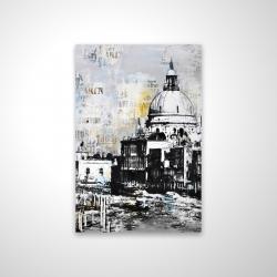 Magnetic 20 x 30 - 3D - Basilica of santa maria della salute