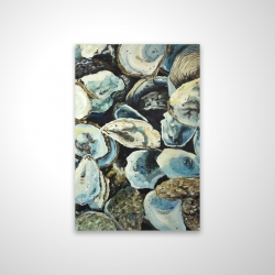 Magnetic 20 x 30 - 3D - Oyster shells