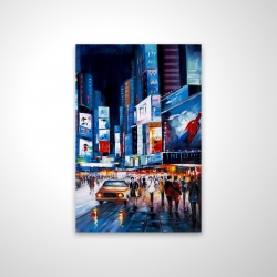 Magnetic 20 x 30 - 3D - Times square perspective