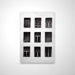 Magnetic 20 x 30 - 3D - Windows