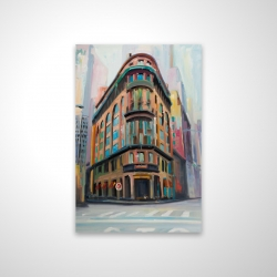 Magnetic 20 x 30 - 3D - Building architecture in new-york