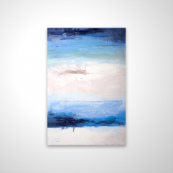 Magnetic 20 x 30 - 3D - Colors of the beach