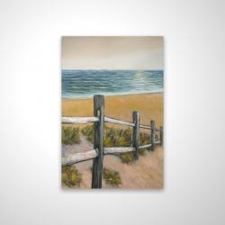 Magnetic 20 x 30 - 3D - Quiet seaside