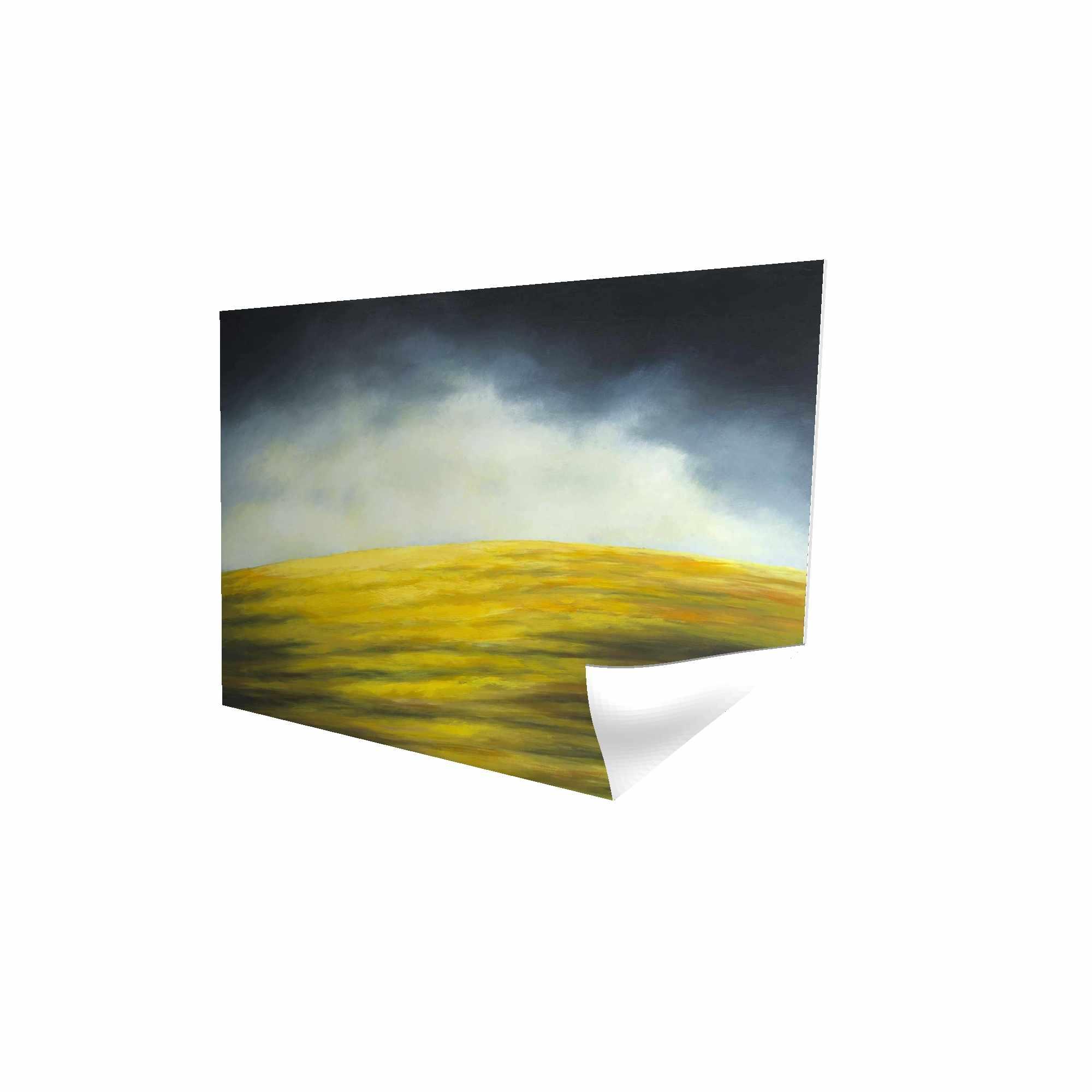 Poster 24 x 36 - 3D - Hillock