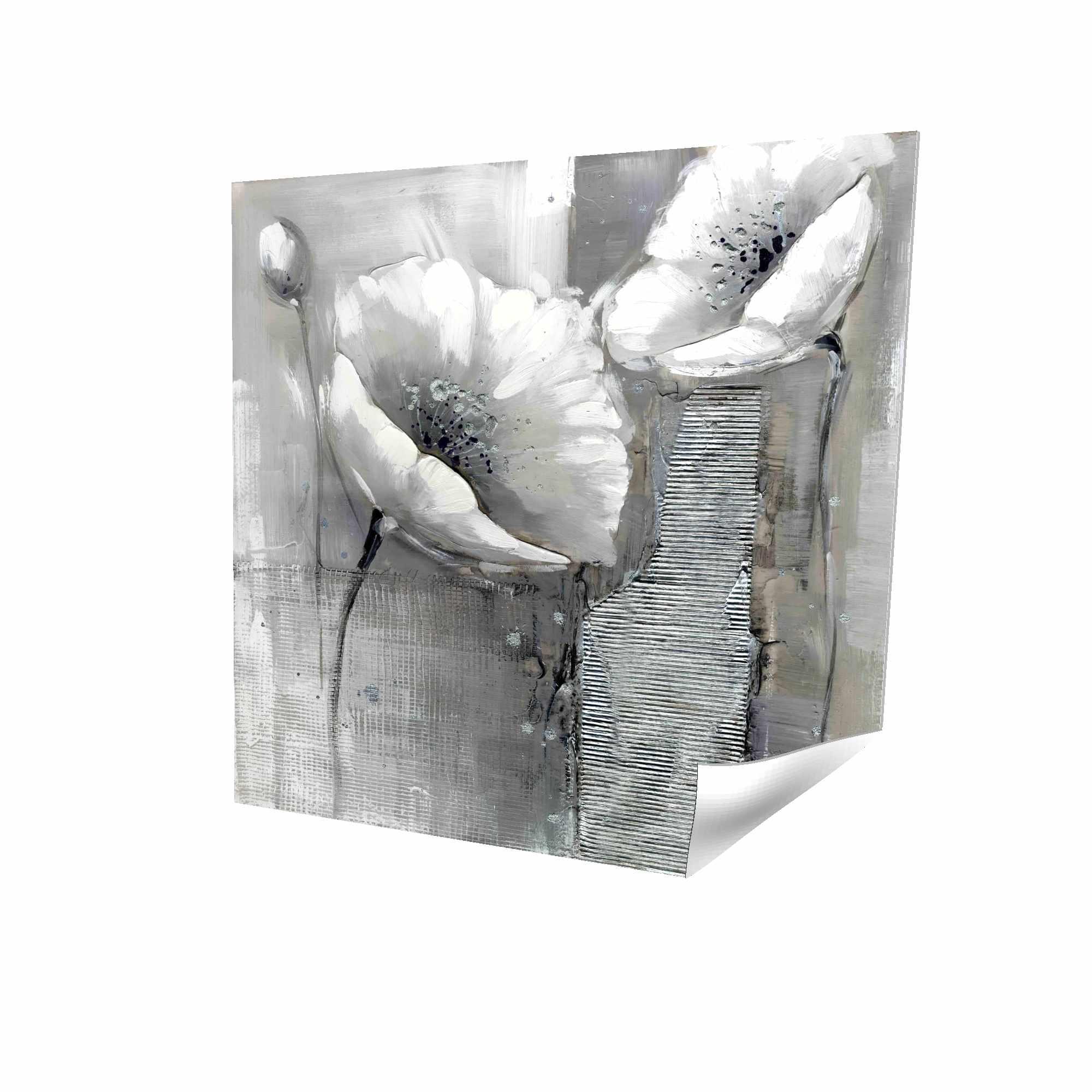Fleurs monochrome industrielles