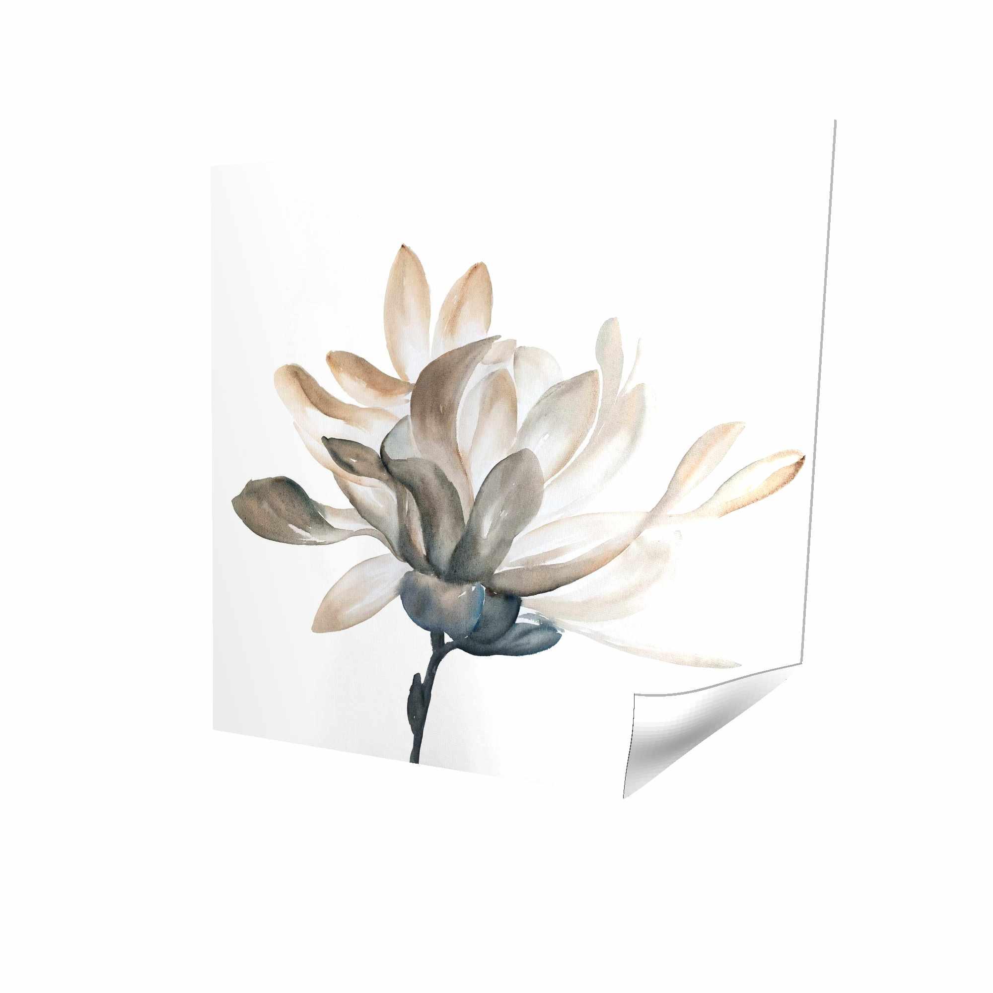 Poster 16 x 16 - 3D - Softness
