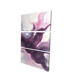 Canvas 24 x 36 - 3D - Milky way