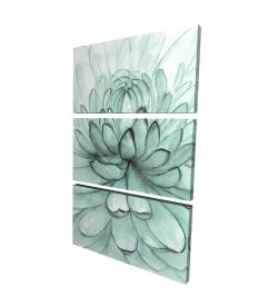 Turquoise flower