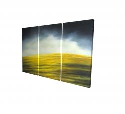 Canvas 24 x 36 - 3D - Hillock