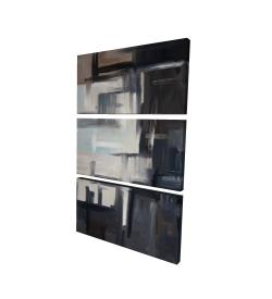 Canvas 24 x 36 - 3D - Subtil