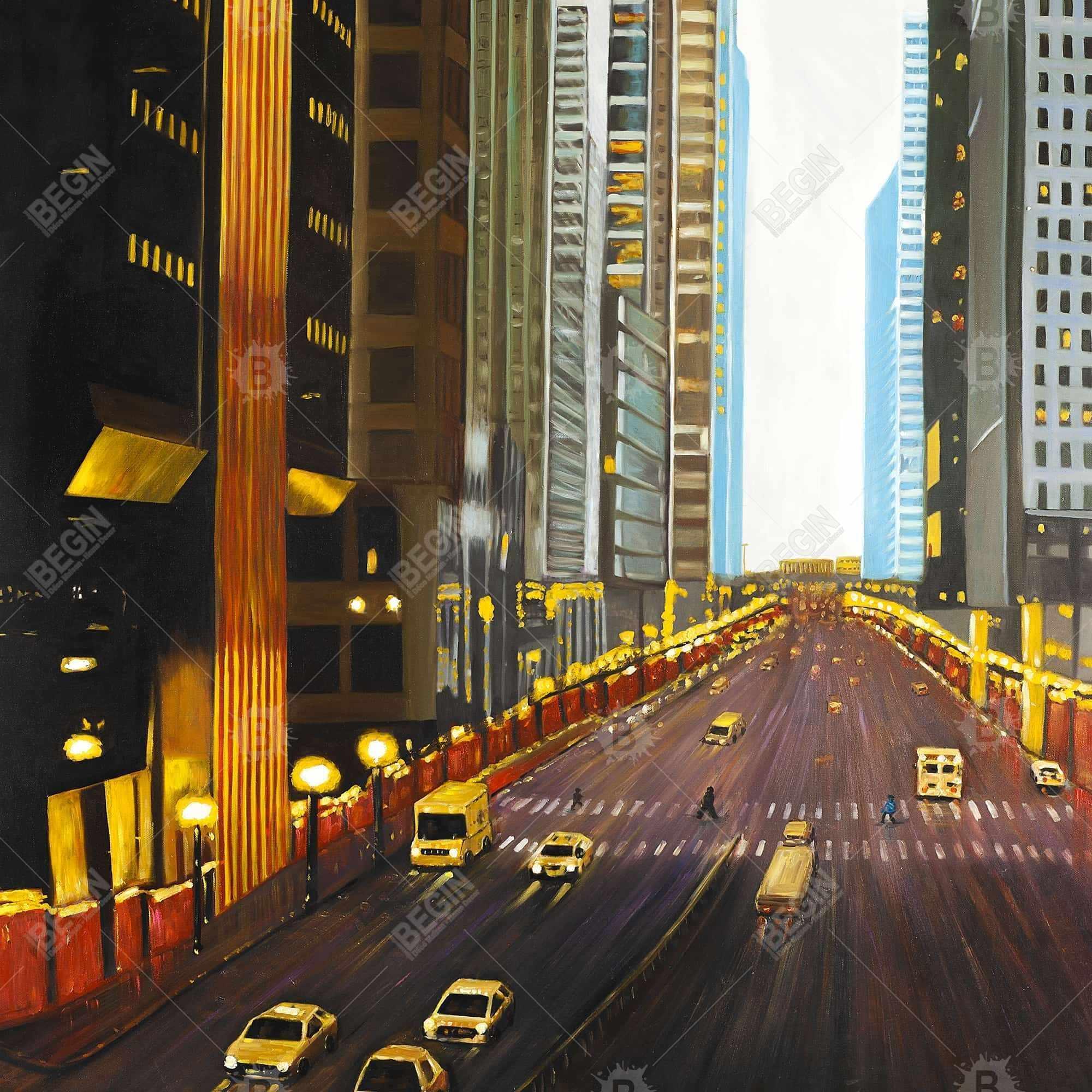New york city 9th street
