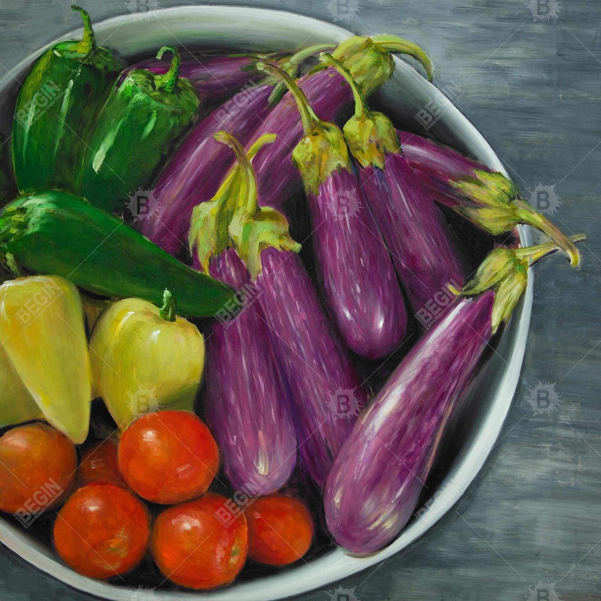 Bol de légumes