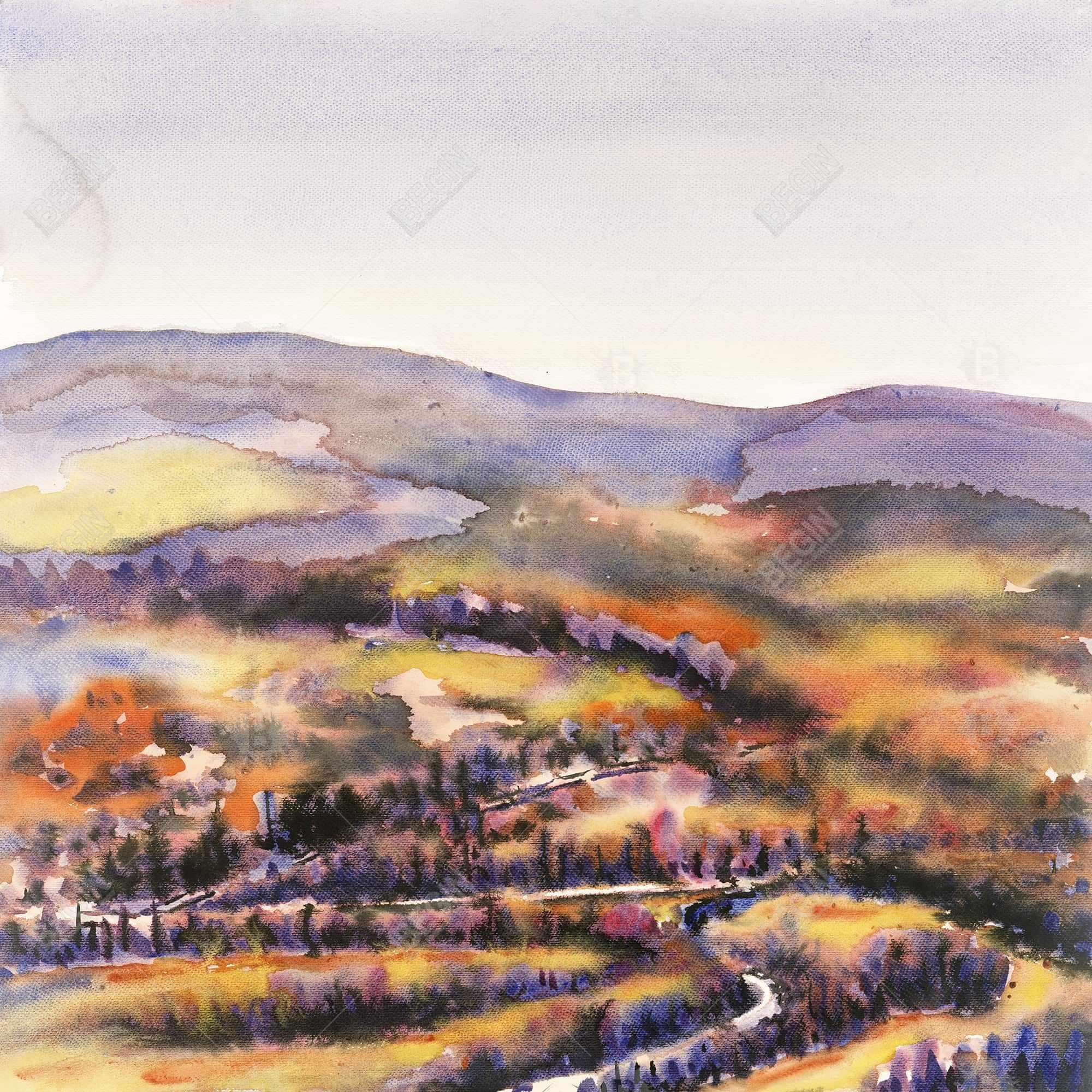 Belles colines