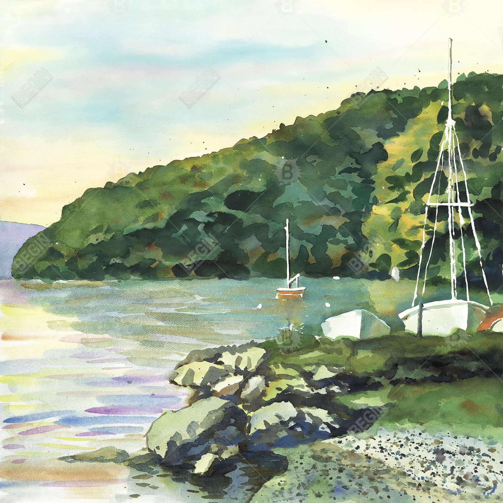 Sailboat day