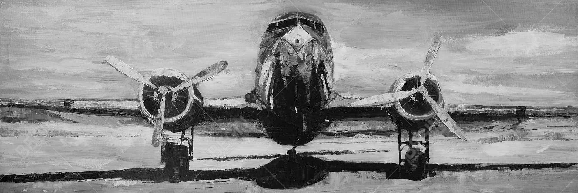 Grayscale plane