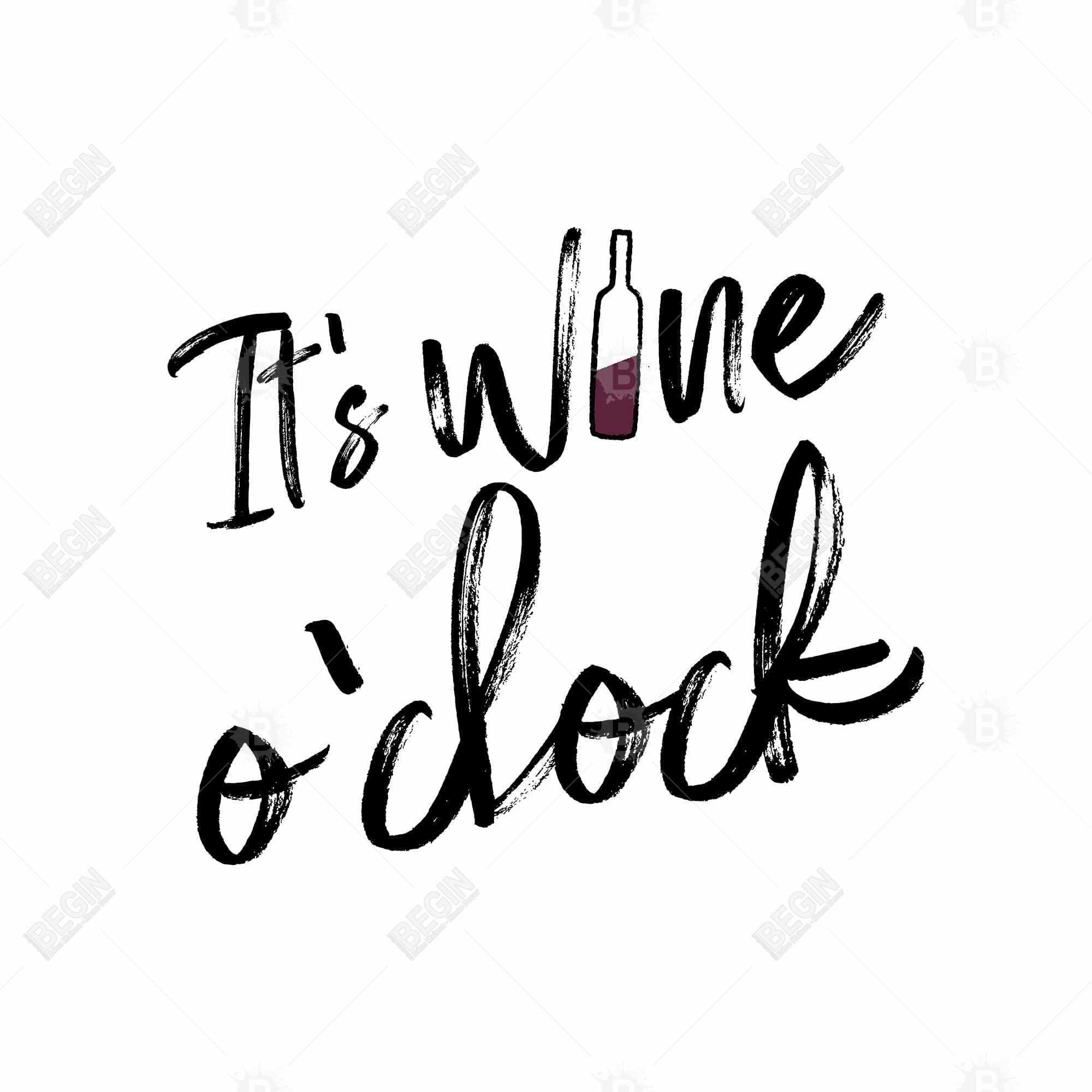C'est l'heure du vin ii