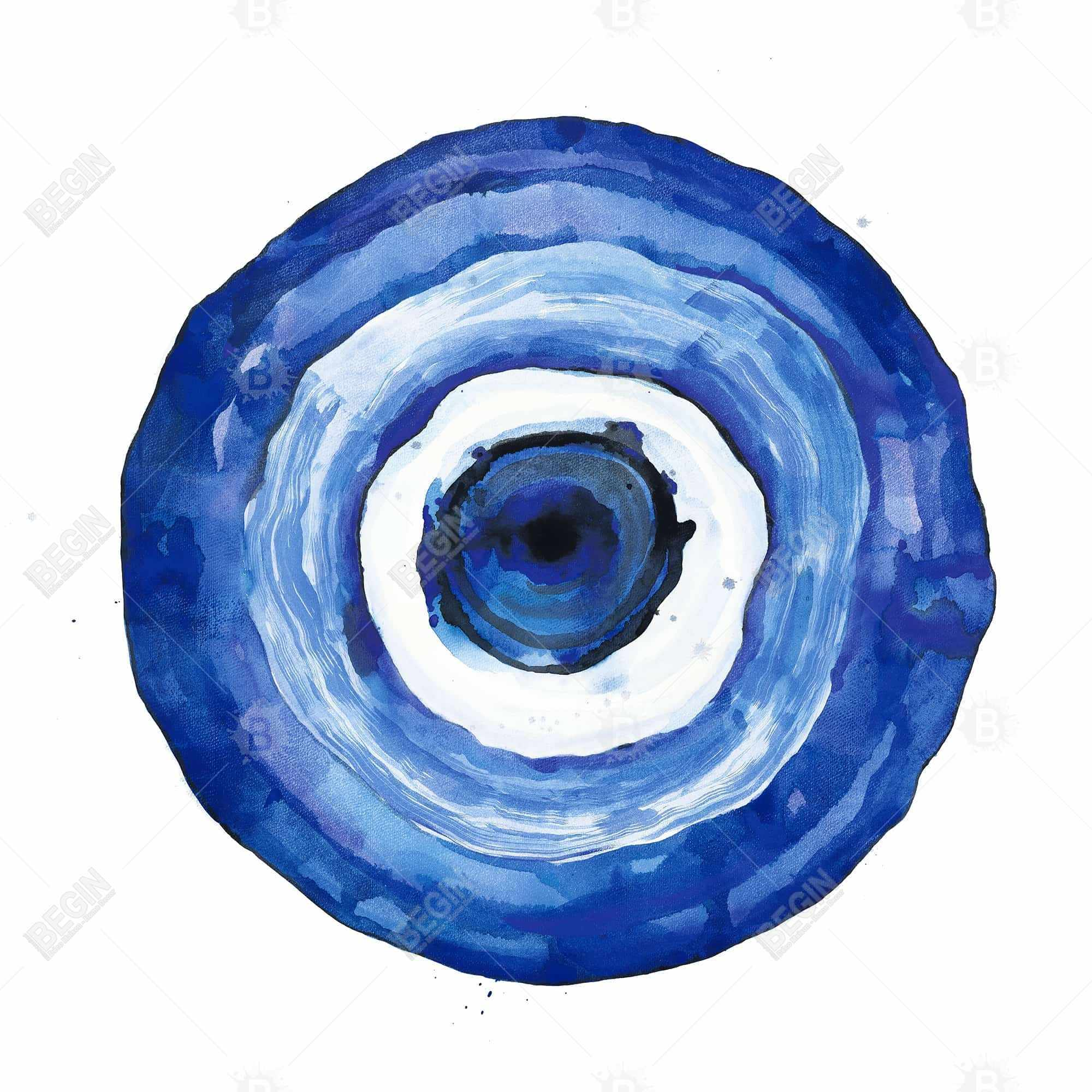 Erbulus blue evil eye