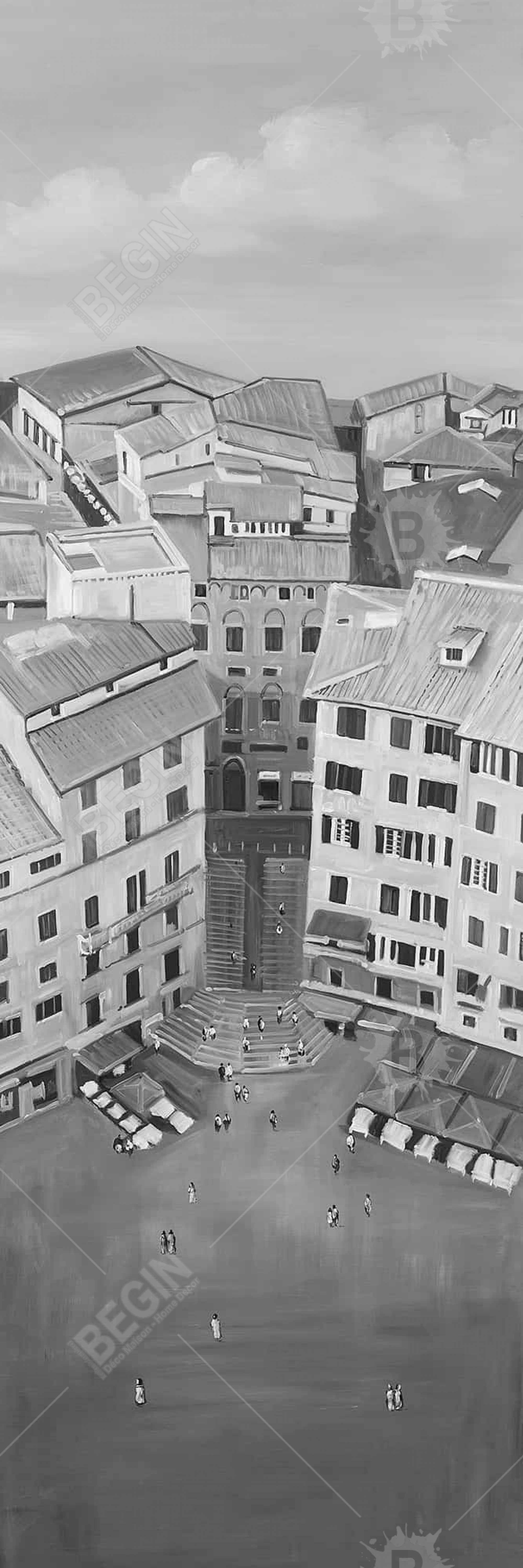 Siena city in italie
